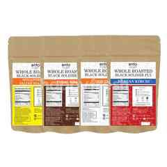 Ento Roasted Black Soldier Fly - Taster Bundle