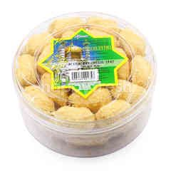 My Biscuit Blueberry Cheese Tart (Tart Beri Biru)