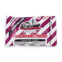 Fisherman's Friend Sugar Free Candy Cherry