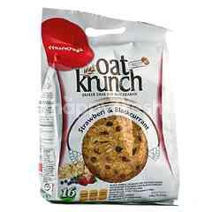 Munchy's Oat Krunch Strawberry & Blackcurrant Cookies
