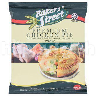 Baker's Street Frozen Chicken Pie