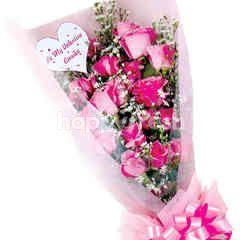 Citra Florist Bouquet Angela Pink
