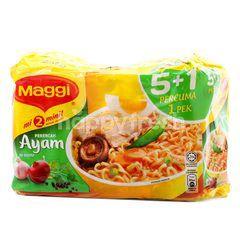 Maggi 2 Minute Noodles Perencah Ayam