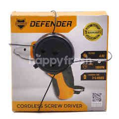 Defender Cordless Screw Driver