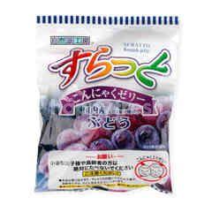 Fujisei Saratto Konnyaku Jelly Grape