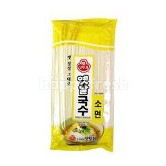 Ottogi Thin Round Wheat Noodle