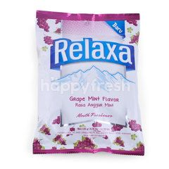 Relaxa Grape Mint Candy