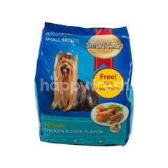 Smartheart Chicken And Liver Dog Food