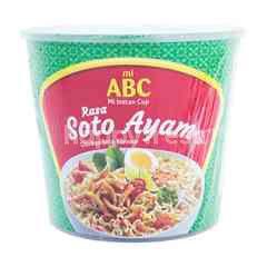 ABC Chicken Soto Instant Soup Noodles