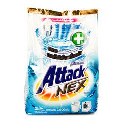 Attack Nex Concentrate Formula Crystal Clean Scent