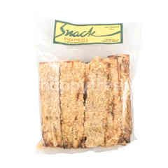 Snack Indonesia Long Banana Sale Crackers