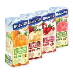 Buavita Refreshing Package