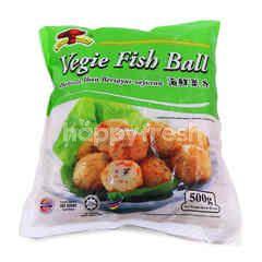 Mushroom Vegie Fish Ball