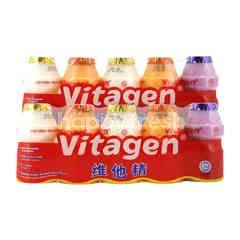 VITAGEN Assorted Cultured Milk Drink 135g Twinpack