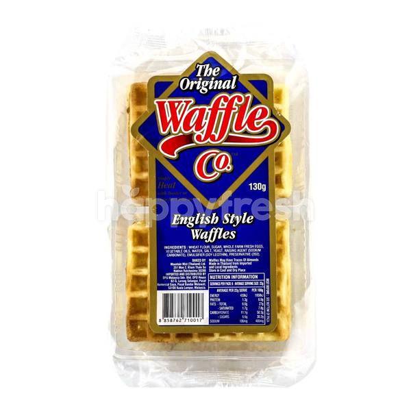 D' Oscar Waffle English Style