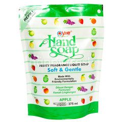 Yuri Apple Soft & Gentle Hand Soap Refill