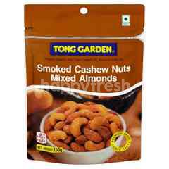 TONG GARDEN Smoked Cashew Nuts Mixed Almonds