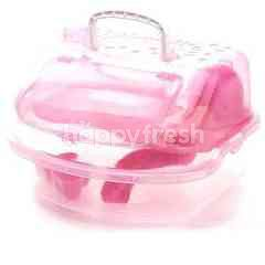 PET DOCTOR Hamster Cage (Pink)