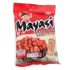 Mayasi Roasted Peanuts Spicy