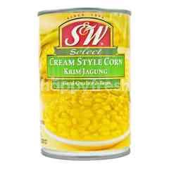 S&W Cream Style Corn