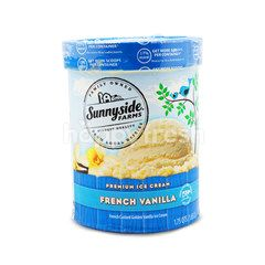 Sunnyside Farms Premium Ice Cream French Vanilla