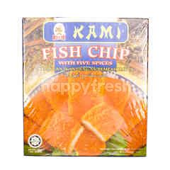 Kami Fish Chip With Five Spices