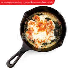 You Hunt We Cook Baked Spinach