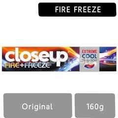 Close Up Pasta Gigi Fire+Freeze