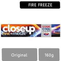 Close Up Fire+Freeze Toothpaste