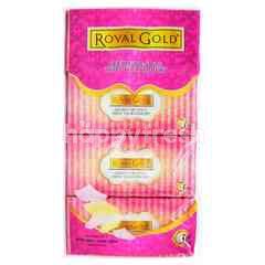 Royal Gold Twin Tone Interleaf Tissue