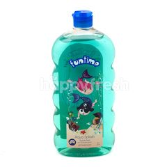 Natures Organics Fun Time Aqua Splash Buble Bath