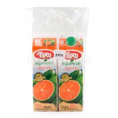 ทิปโก้ สควีช น้ำส้มโชกุน 100%