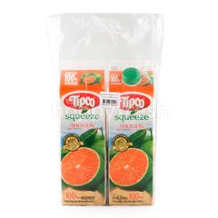 Tipco Squeeze 100% Shogun Orange Juice