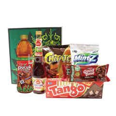 Giant Box Hampers Small A