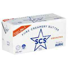 SCS Unsalted Pure Creamery Butter