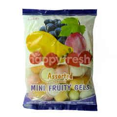 Goody Mini Fruity Gels - Assorted