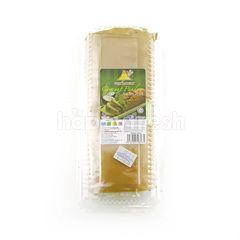 FUJI BAKERY Coconut Pandan Swiss Roll