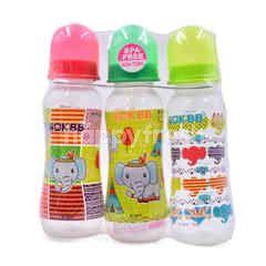 OKBB Baby Milk Bottles Pack (3 Units)
