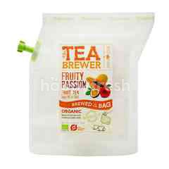 The Tea Brewer Fruity Passion Fruit Tea