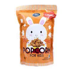 Abe Food Popcorn Caramelo