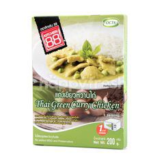 Kitchen 88 Thai Green Curry Chicken