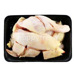 Chicken Half Chopped