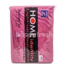 L-Living Hi Bed Sheet 120x200cm Fuschia