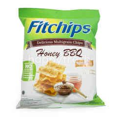 Fitchips Honey BBQ Multigrain Chips
