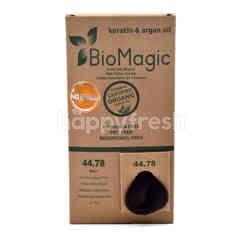 Bio Magic Organic Hair Color Cream Deep Brown Beige Pearl