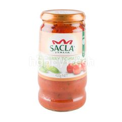 Sacla Cherry Tomato and Basil Pasta Sauce