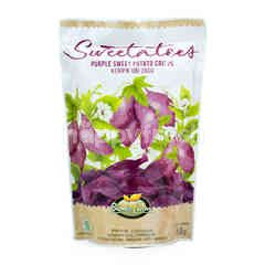Bionic Farm Sweetatoes Purple Sweet Potato Crisps