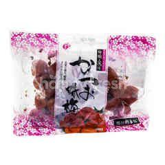 FUJIMI SHOKUHIN Pickled Plum (Ume Shokunin No Aji Katsuo Umeboshi)
