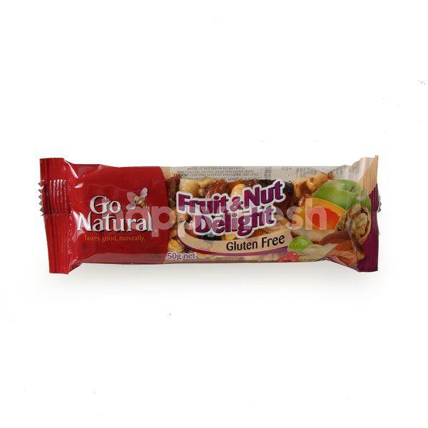 Go Natural Fruit & Nut Delight Cluten Free