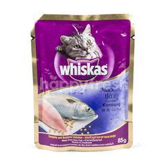 Whiskas Mackerel Flavour For Adult